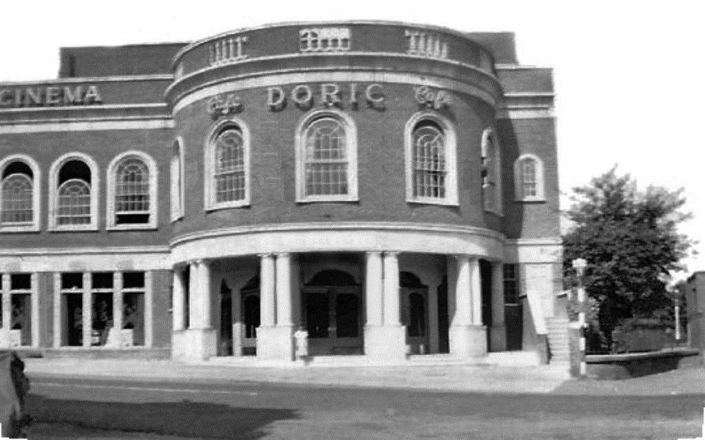 Newmarket used to have two cinema complexes. The Doric Cinema, in Newmarket High Street, closed in 1964