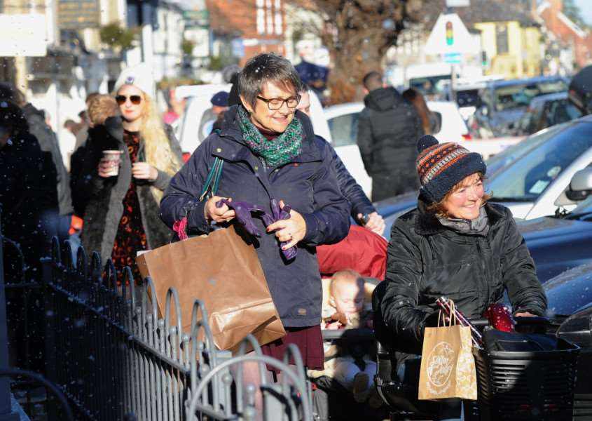 Long Melford Olde Christmas'''''PICTURE: Mecha Morton