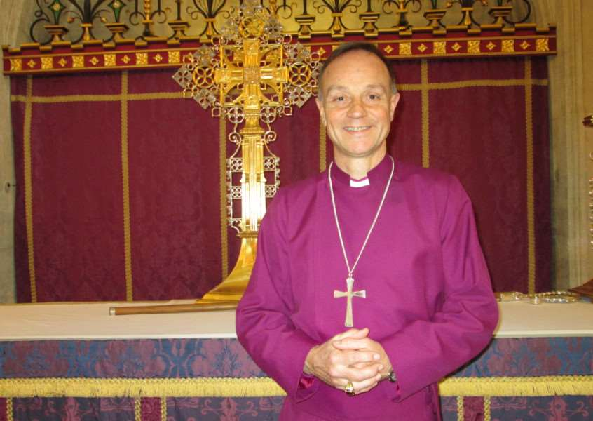 Bishop of Dunwich Mike Harrison ANL-160227-161818001