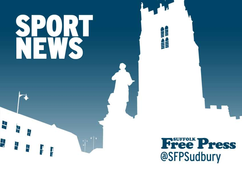 Latest sport news from the Suffolk Free Press, suffolkfreepress.co.uk, @sfpsudbury on Twitter