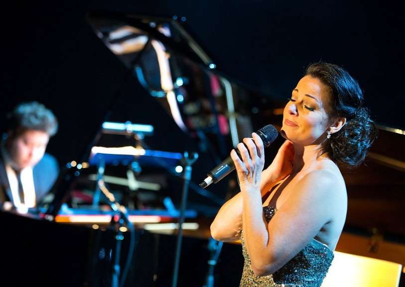 Ruthie Henshall and Her Band are apearing at The Theatre Royal on March 5.
