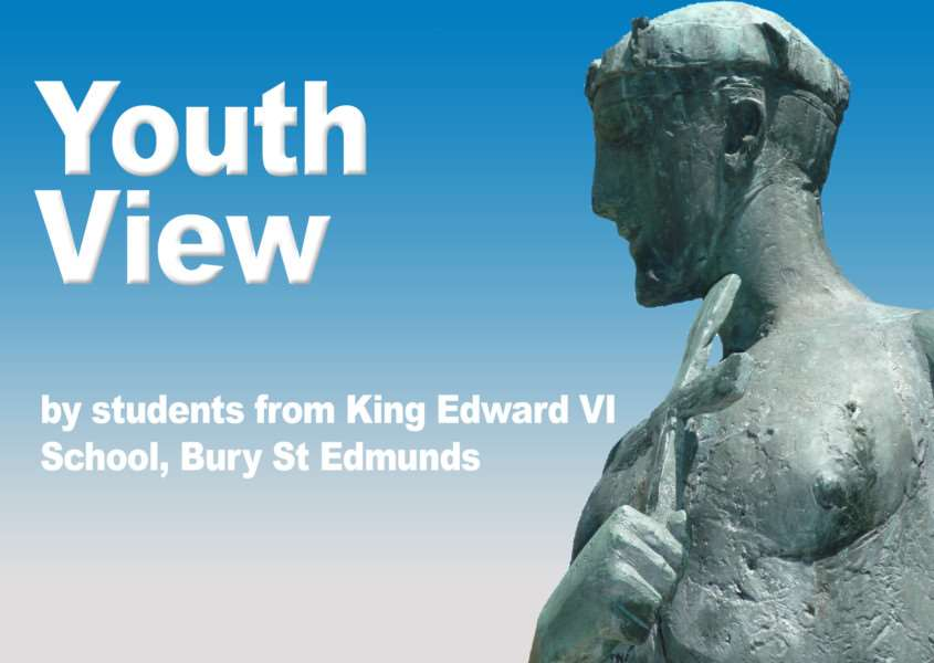 Comment by students at King Edward VI School, Bury St Edmunds