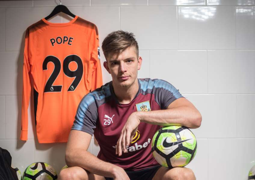WHAT A JOURNEY: Nick Pope has been one of Burnley's star players this season. Picture: Andy Ford/Burnley FC