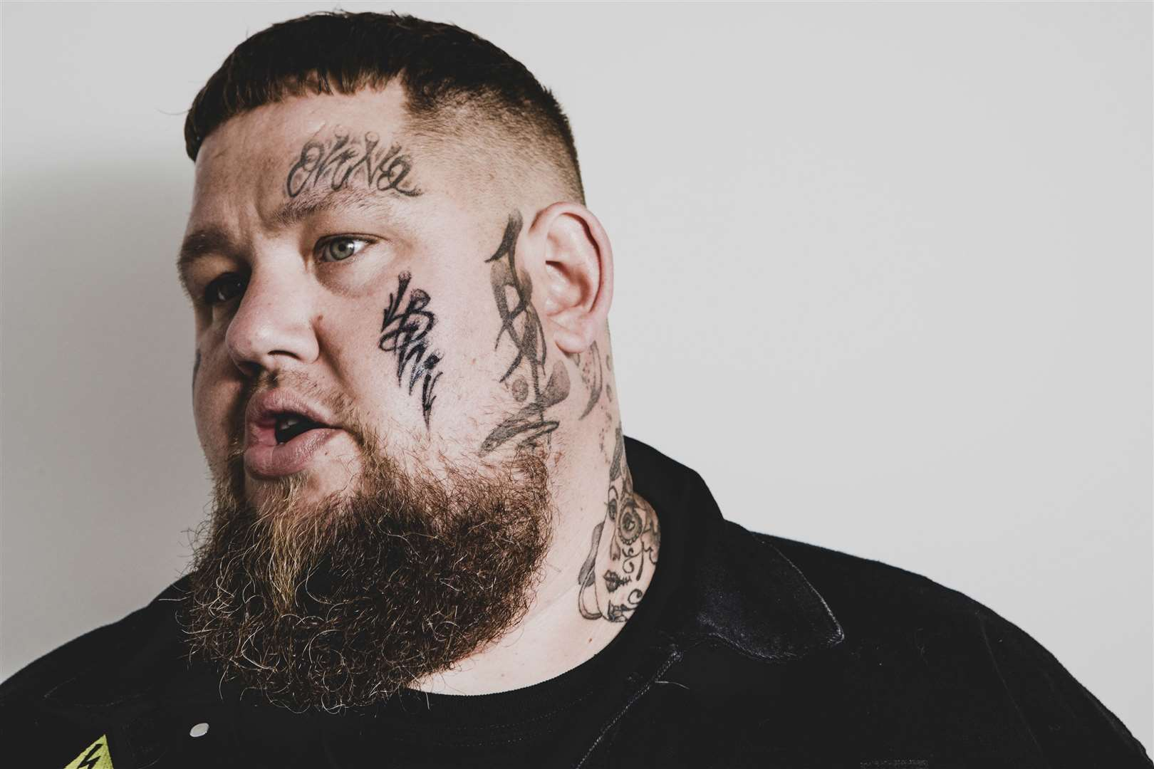 Rory Graham, aka Rag'n'Bone Man, is an English singer-songwriter known for his distinctive baritone voice (42542552)