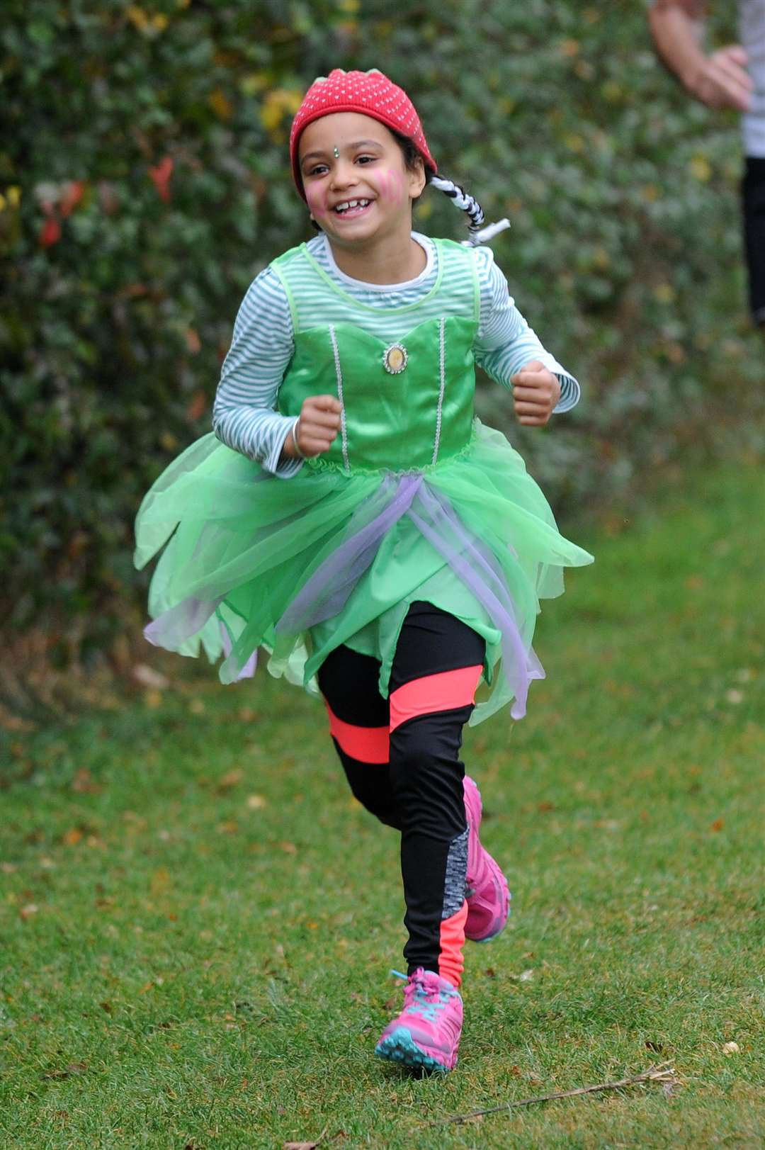 Bury St Edmunds Junior Park Run celebrates 100th staging ...PICTURE: Mecha Morton... .. (4775148)