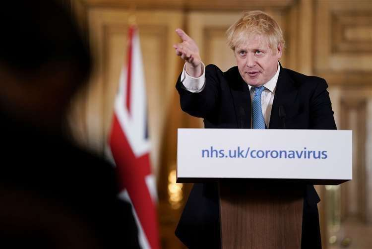 Boris Johnson, the prime minister, will tell MPs today that all pupils in all years can go back to the classroom from March 8