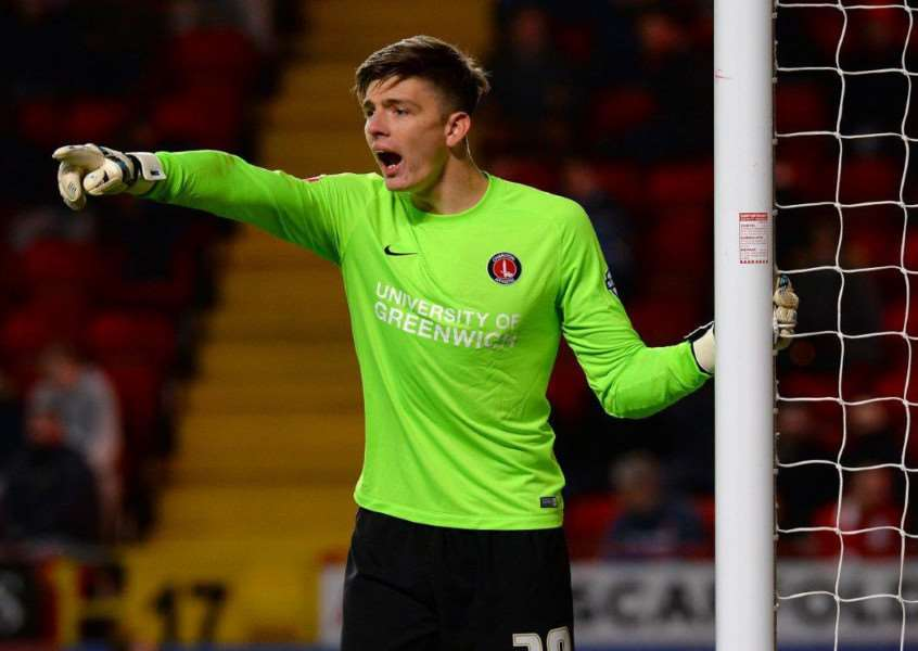 ON THE MOVE? Nick Pope is close to joining Burnley, according to reports.
