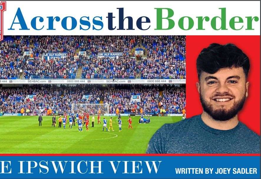 Ipswich Town column: Time to focus on promotion challenge