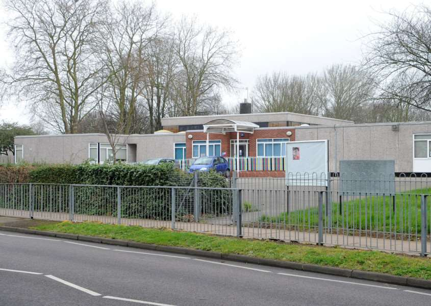 Site of the old Howard Primary School'''PICTURE: Mecha Morton