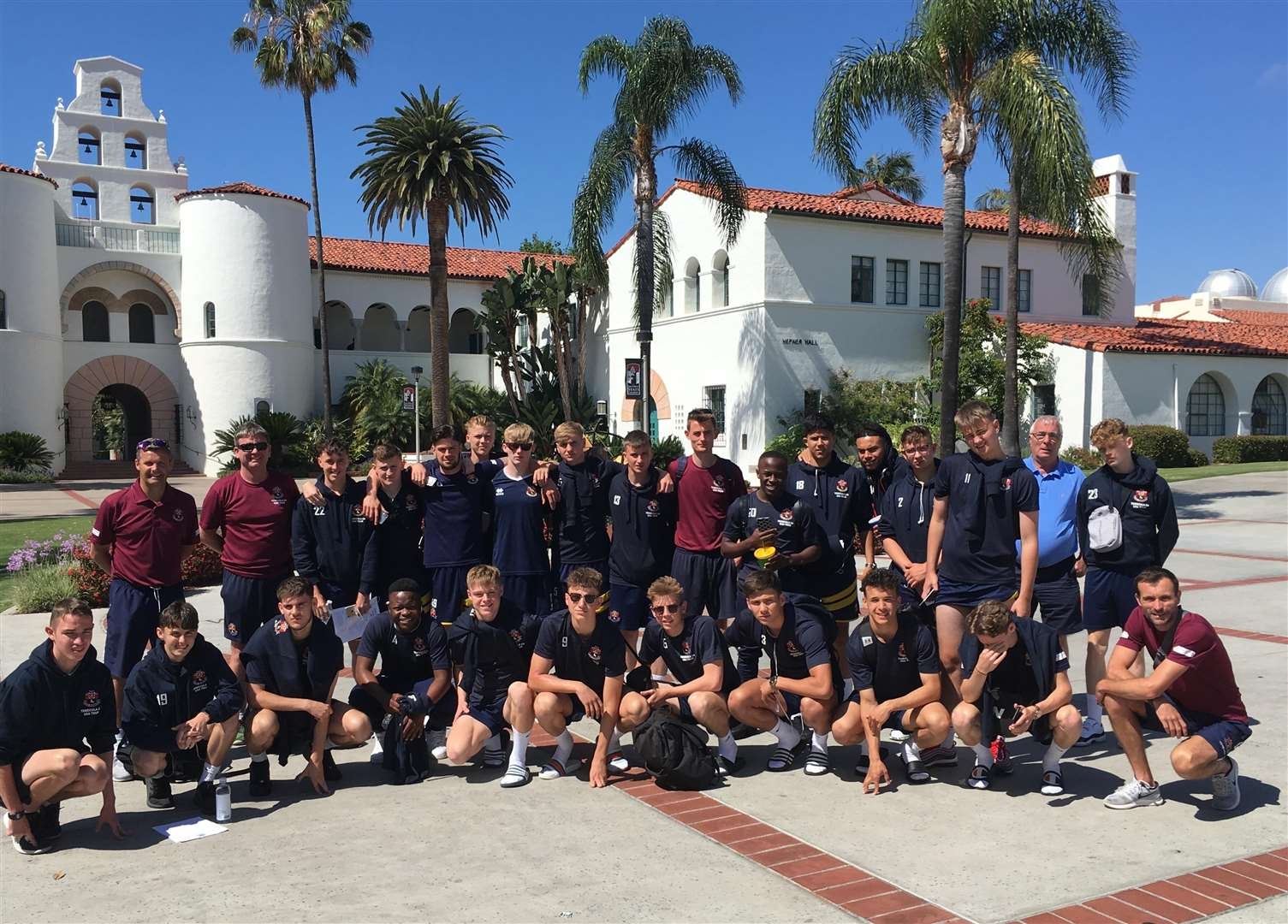 AFC Sudbury Academy on their USA Tour 2018 (2397398)