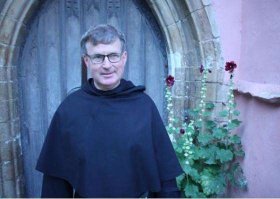 NEWCOMER: The Rev Ian Wilson is the new Prior at Clare Priory.