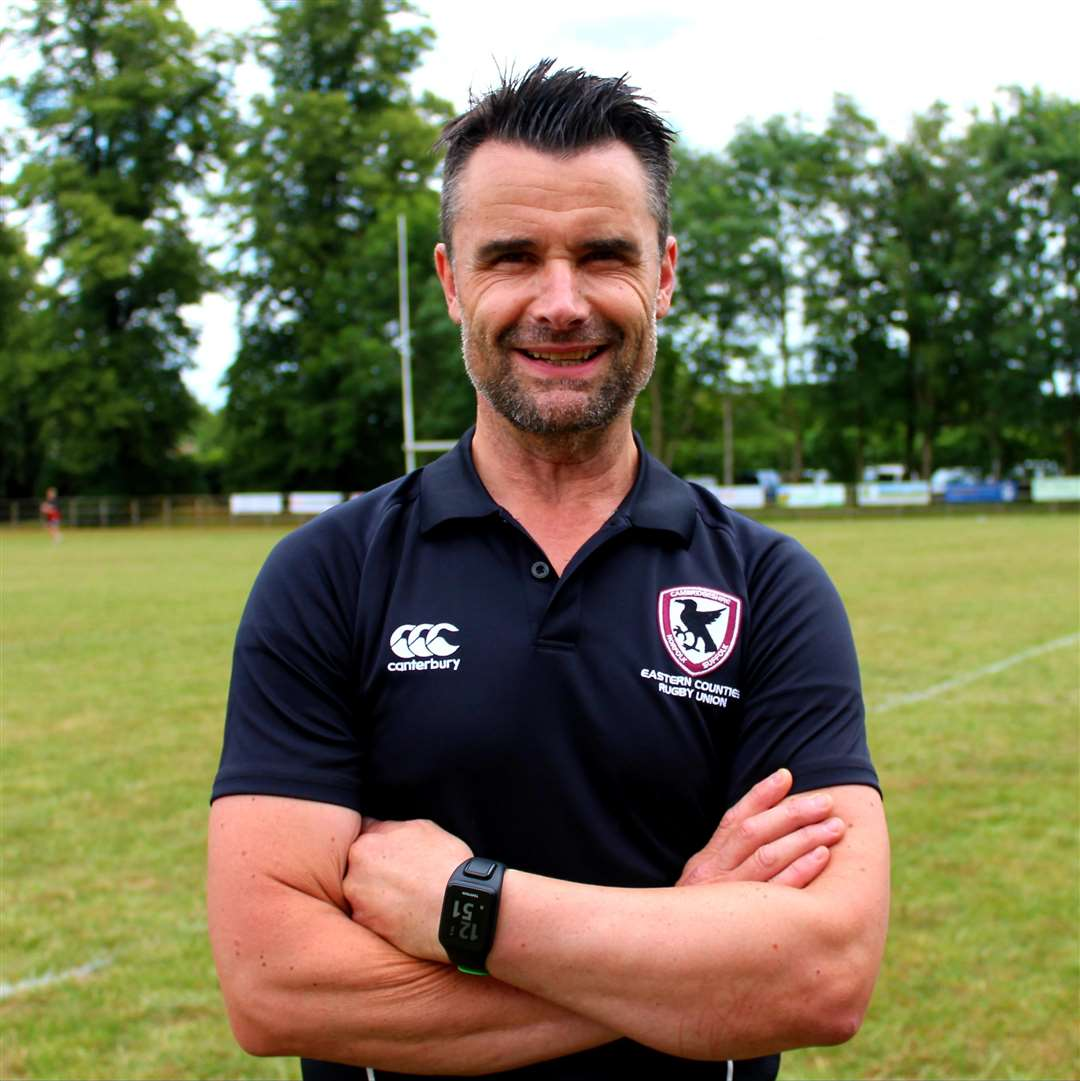 Darren Wright (Chair Community Game Growth) at Eastern Counties Rugby Union (3163296)