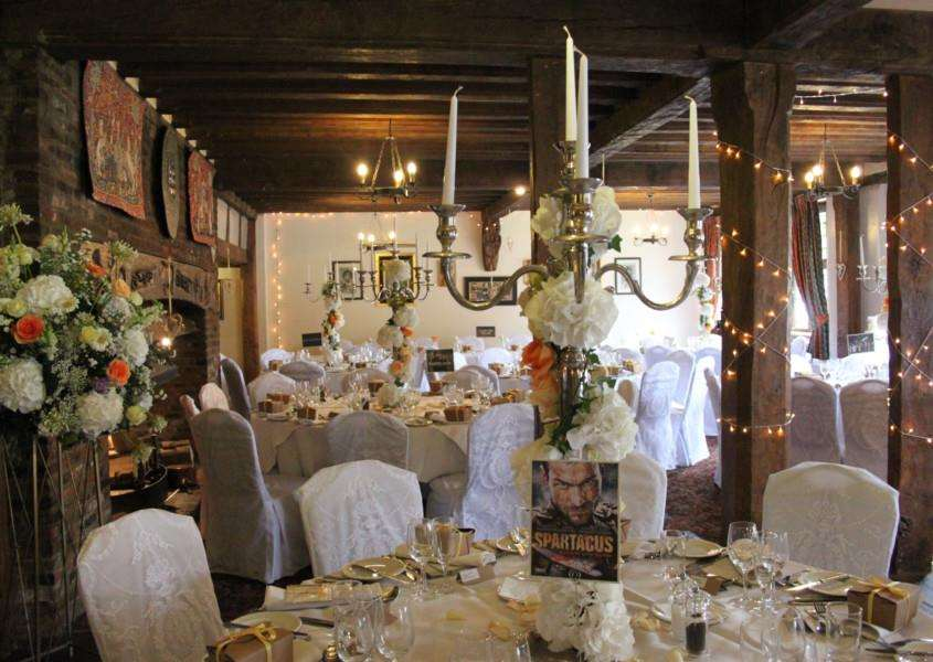 The Bull Hotel in Long Melford is giving away a free wedding. ANL-150209-103815001
