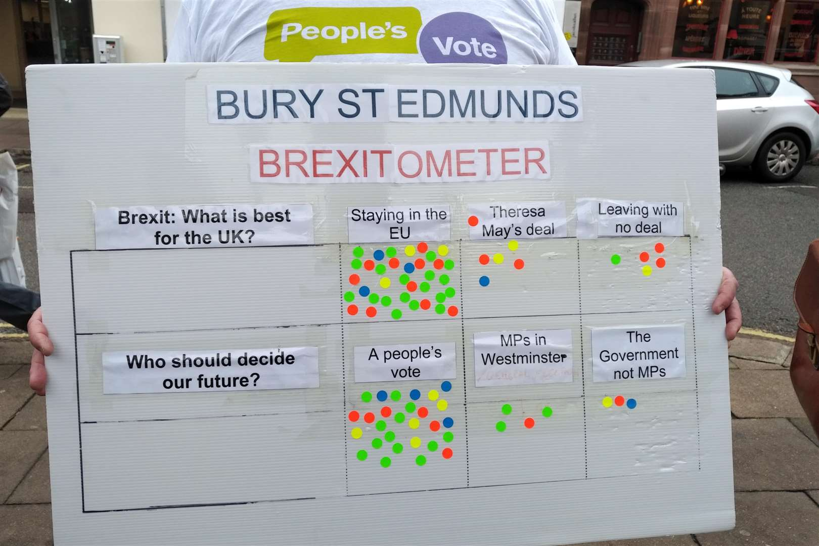 Our survey says... Bury wants a second referndum (6836253)
