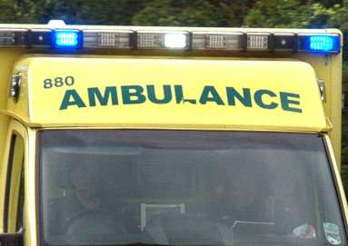 Ambulances were kept busy over Christmas ENGANL00120130613132032