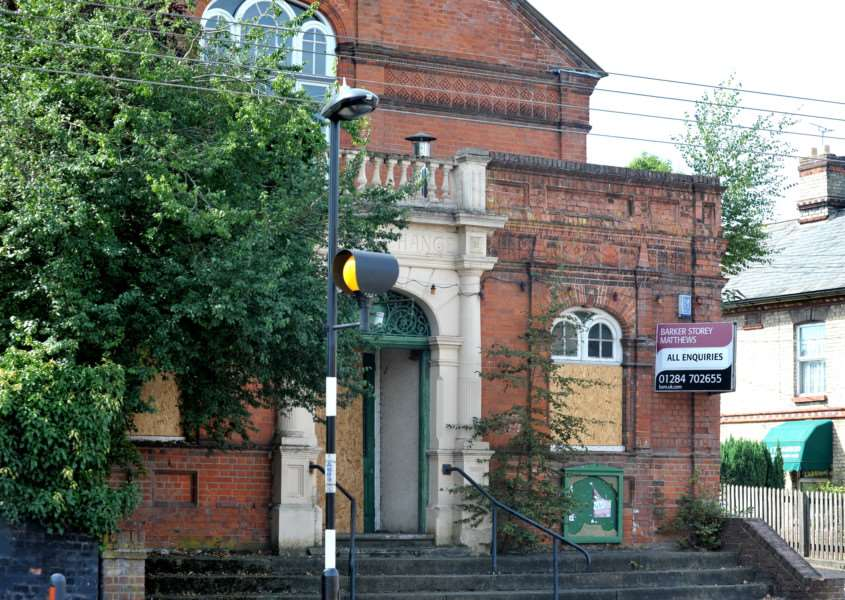 The Corn Exchange, Haverhill . ENGANL00520130209141832