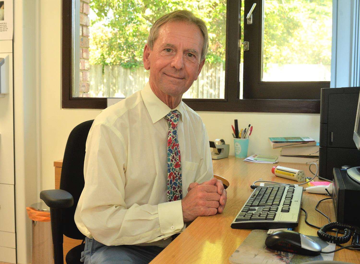 Dr Simon Bailey bids farewell to a career which has spanned more than four decades
