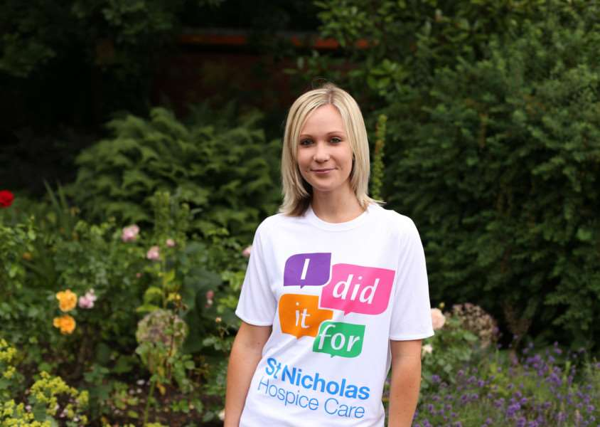 Clare Black is taking on the Great North Run ANL-150508-154940001