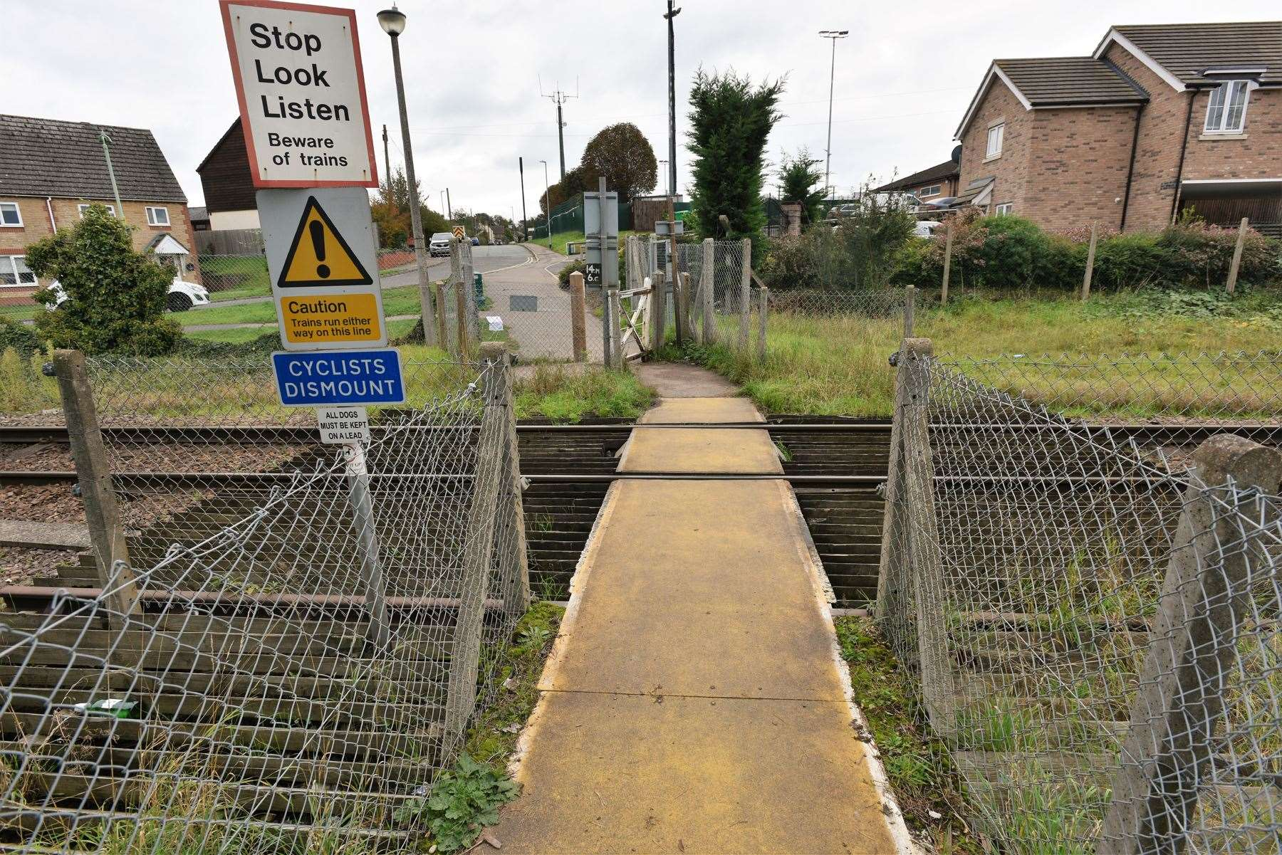 Newmarket Town Council, represented by barrister Merrow Golden, is fighting to keep the crossing open while Network Rail has argued the route is not a public right of way and should be closed.
