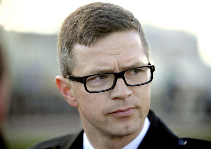 YORK GLORY: Roger Varian was celebrating a victory for Postponed at York today