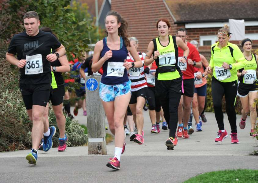 St Eds' Running Festival - 10k''''PICTURE: Mecha Morton