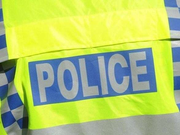Police attended the scene at 8.30pm last night and the road was closed more than three hours.