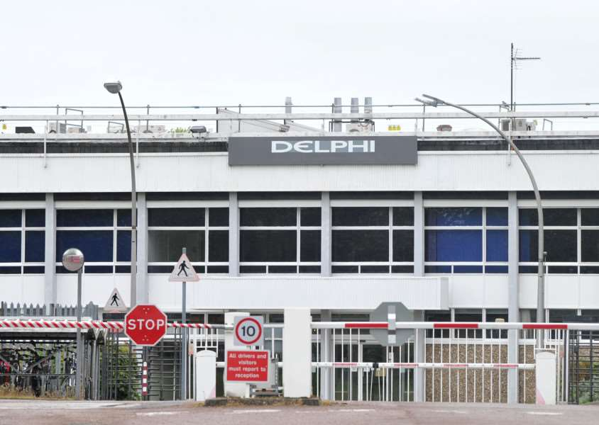 Delphi Diesel Systems has announced it is to axe 176 jobs. ANL-151205-114131009