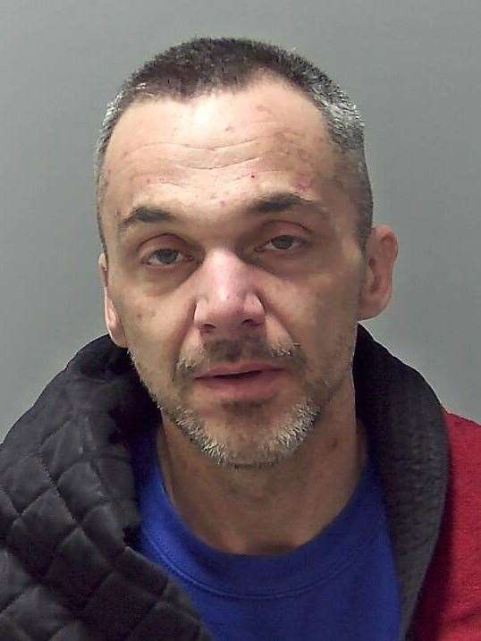 Paul Batterbee was jailed for two counts of burglary. Picture supplied by Essex Police. (18088741)