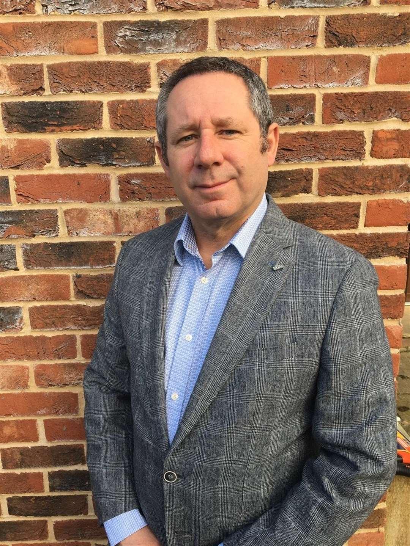 Director of womens and girls football Adrian Goodwin