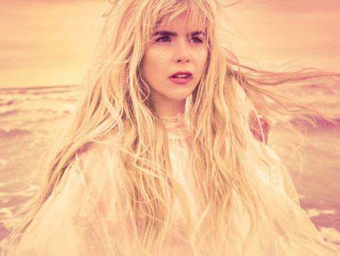 Paloma Faith's latest album is called The Architect