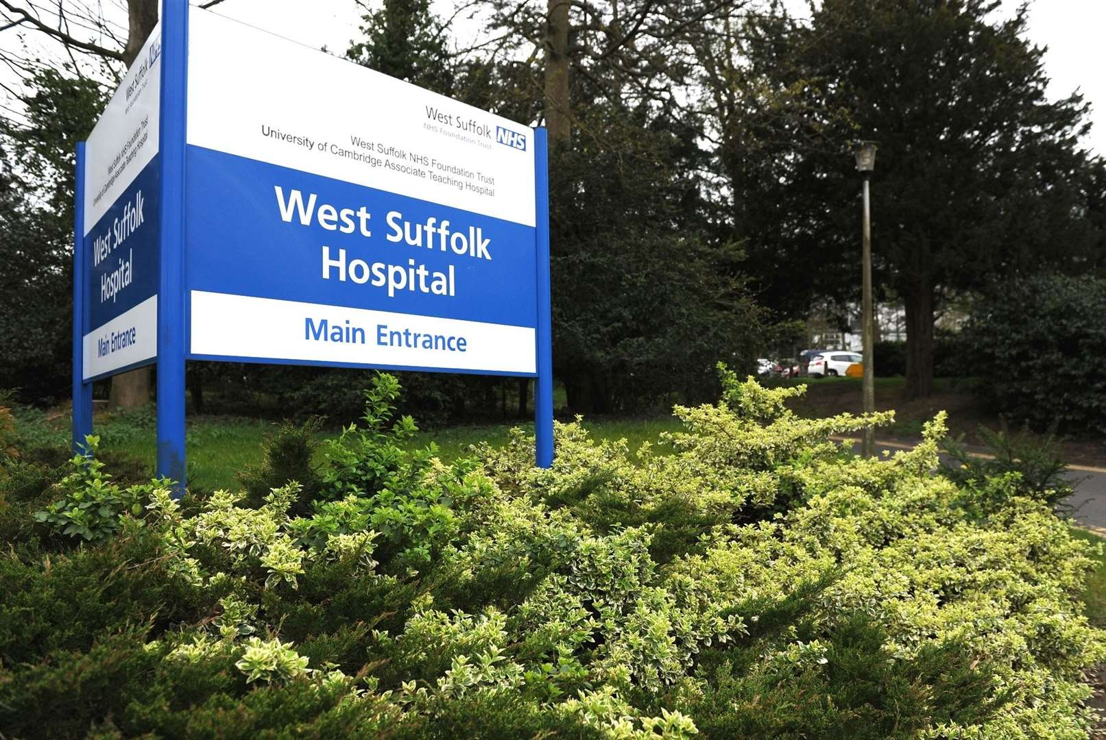 West Suffolk Hospital (15783016)