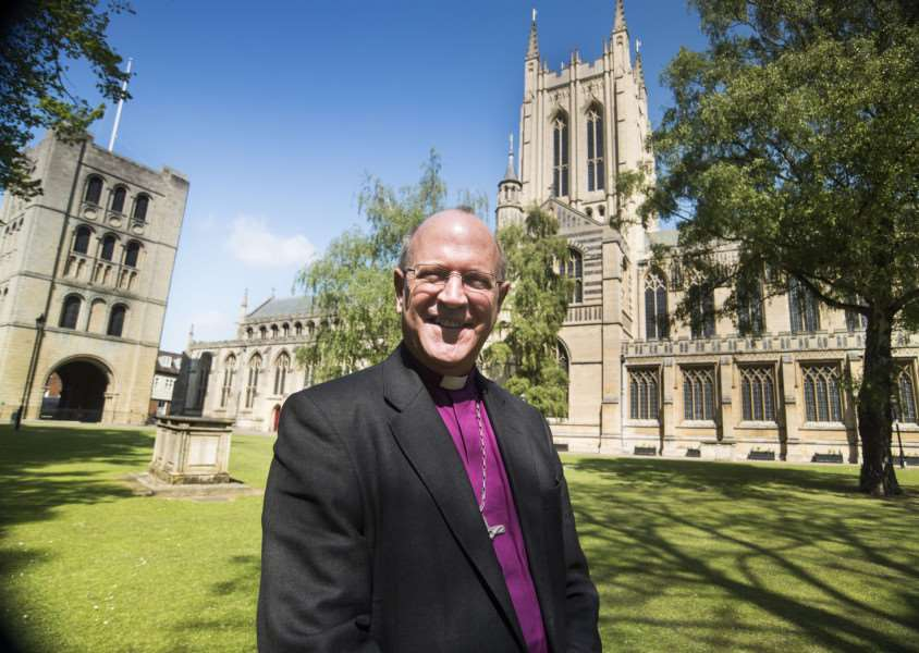 The Rt Revd Martin Seeley