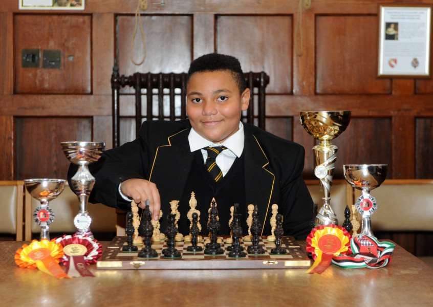 Chess player Jaden Jermy has secured himself a place on the England junior chess squad
