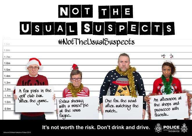 Not the usual suspects poster (6833542)