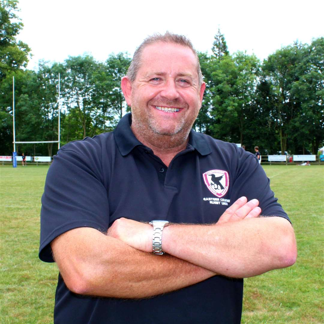 Chris Capps-Jenner has been appointed to the position of director of representative rugby at Eastern Counties Rugby Union (3163298)