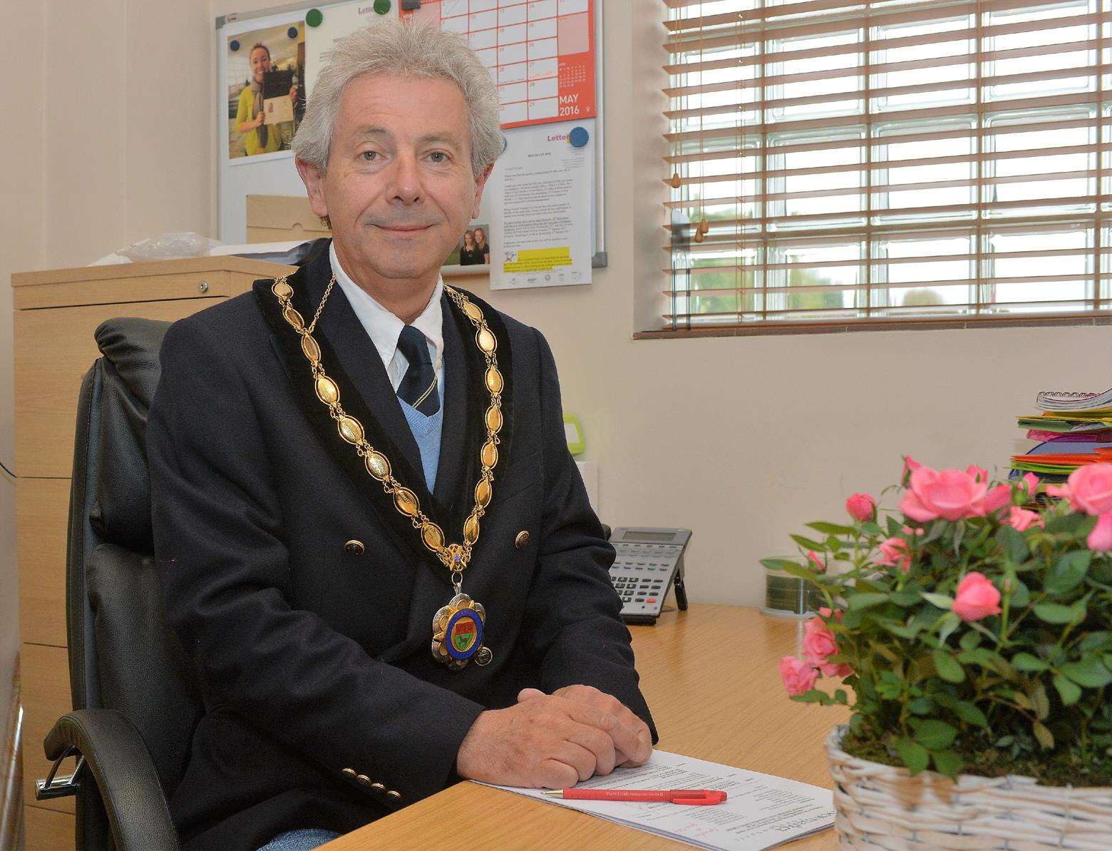 Former Newmarket mayor Andy Drummond said the bill for a West Suffolk mayor could be up to £800,000