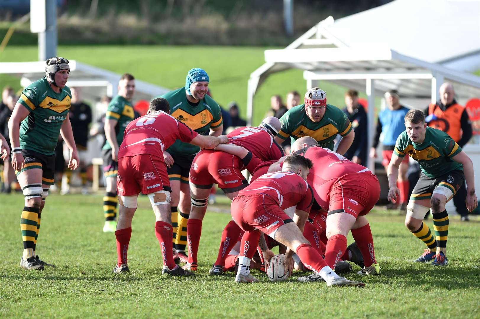 Bury St Edmunds will be hosting an inter-club match this weekend. Picture: Mecha Morton