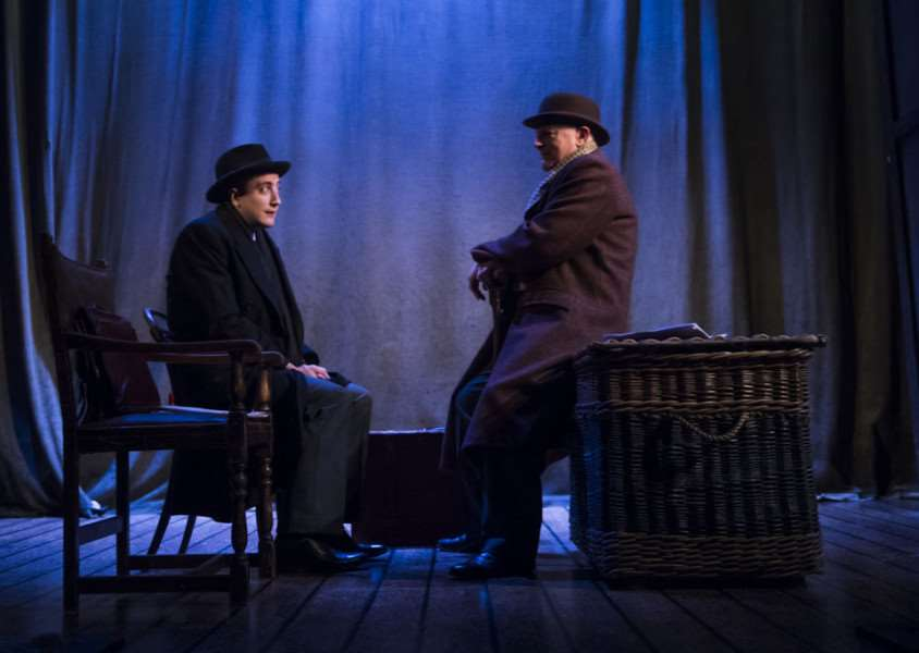 A scene from The Woman In Black by Susan Hill. Picture by Tristram Kenton. tristram@tristramkenton.com ANL-160915-153542001