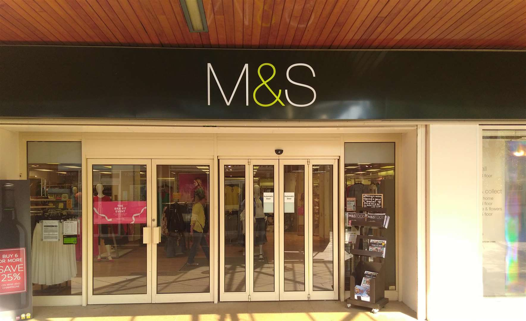 Marks and Spencer's store in The Guineas (2126750)