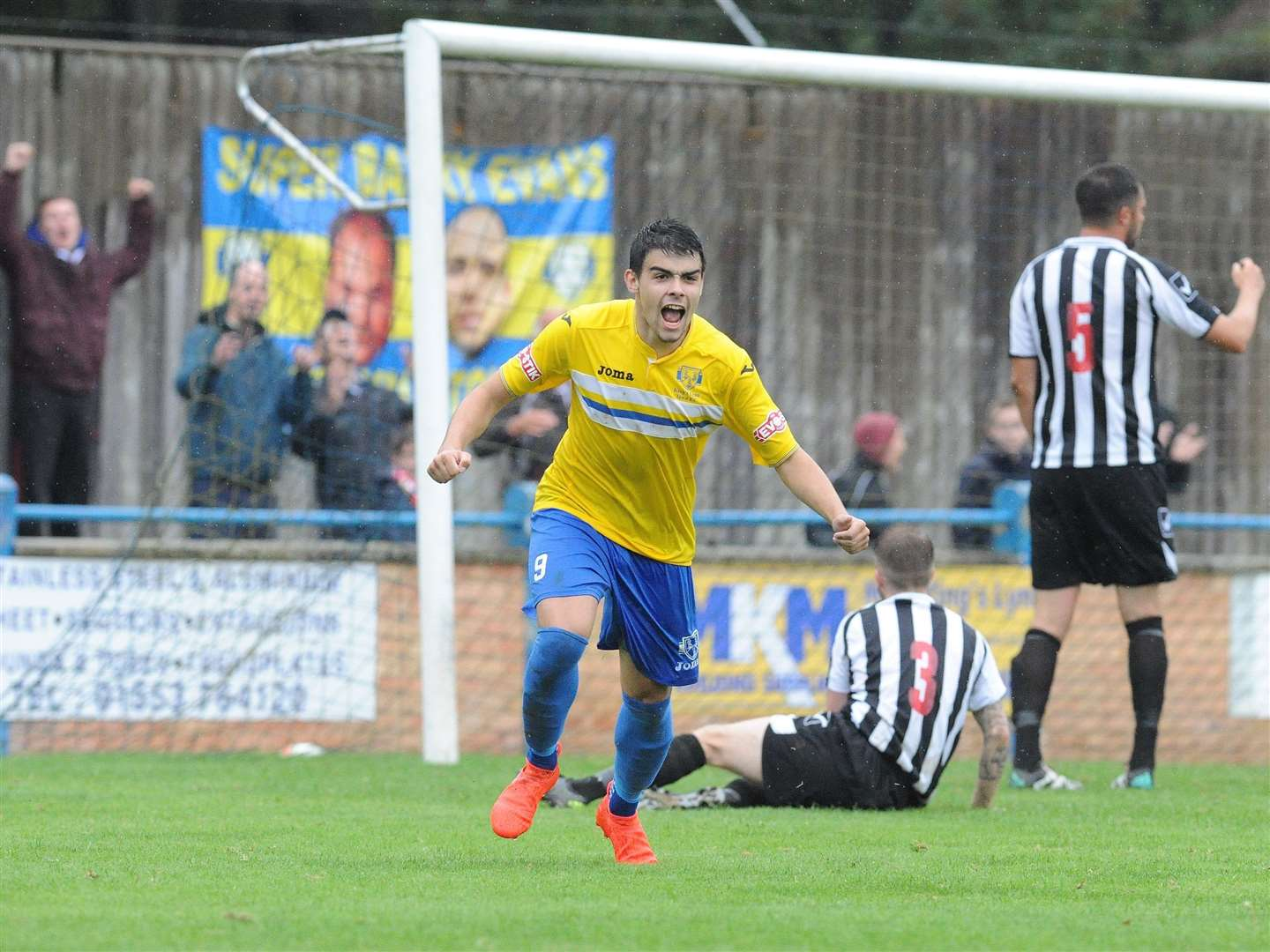 Former King's Lynn forward Dylan Edge