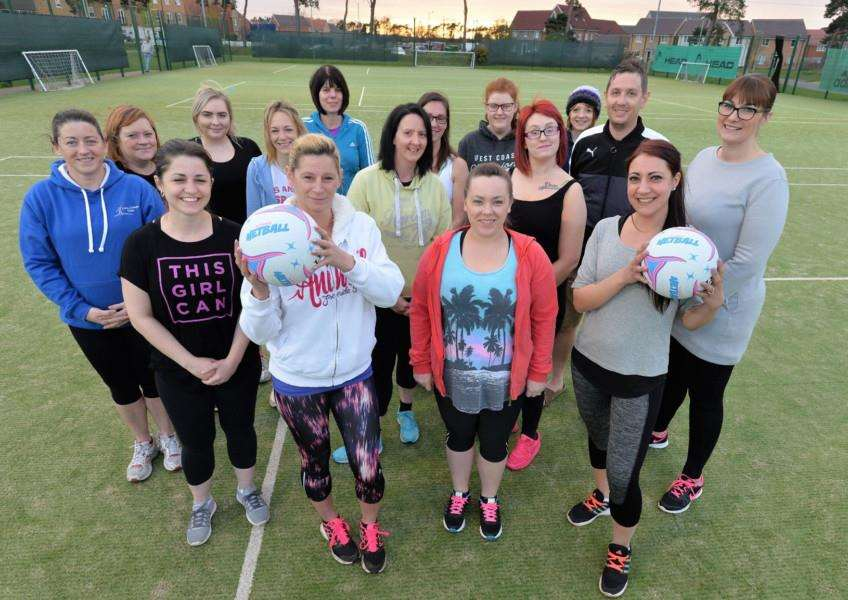 Red Lodge netball