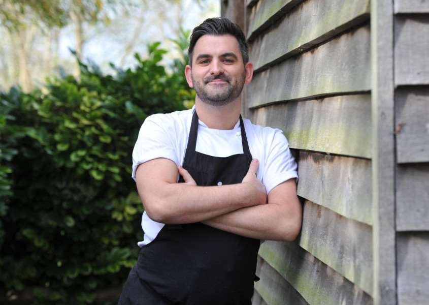 Head Chef at Tuddenham Mills Lee Bye''Lee starts a column for the Anglia titles in January writing about food ANL-151116-163449009