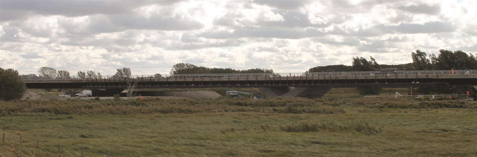 The Ely Bypass will open at the end of the month (4749604)