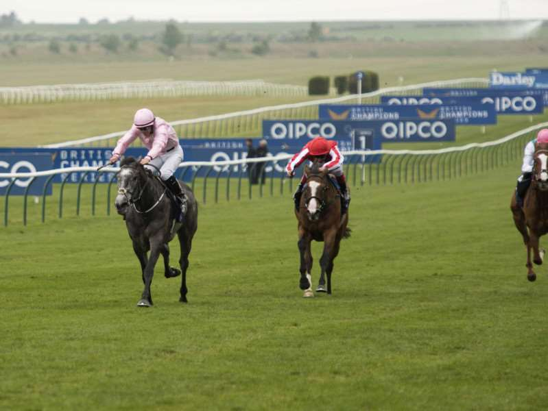 Winter storms to victory in The Qipco 1000 Guineas Stakes