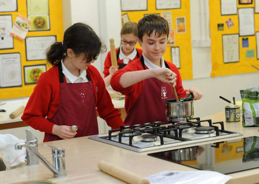 Pupils are aiming to achieve a Fairtrade award