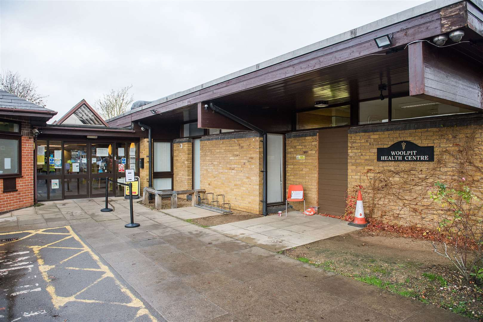 Woolpit Health Centre. Picture by Mark Westley