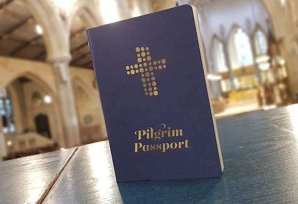 Why St Edmundsbury Cathedral is selling these blue passports