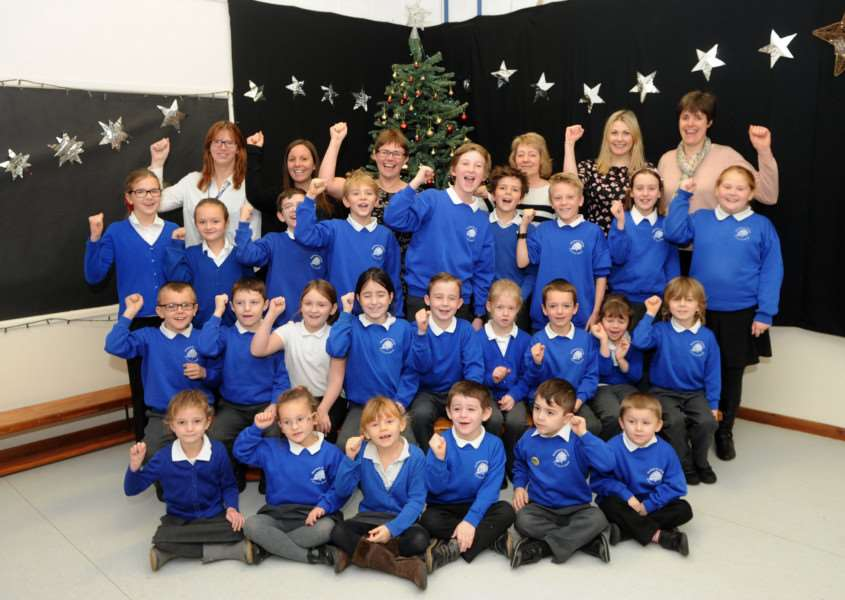 Walsham-le-Willows Primary School has retained its 'good' Ofsted.'''''''PICTURE: Mecha Morton'''''''PICTURE: Mecha Morton