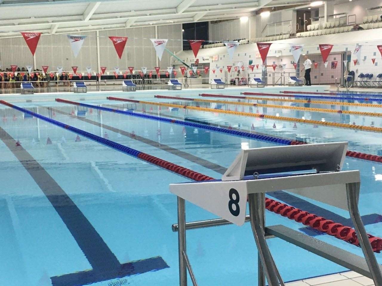 West Suffolk Swimming Club National Arena League Round 2 - 2019/20 season (22098163)