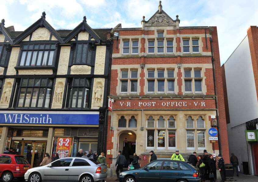 Businessman councillor says Bury Post Office building is underused ENGANL00120121217153447